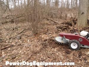 926 Revolving Deck Mower
