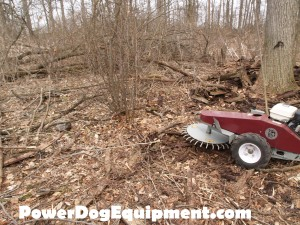 926 Revolving Deck Mower