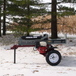 Power Dog MADE IN USA log splitter