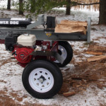 powerdog log splitter